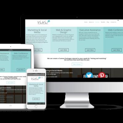 Express Website Service